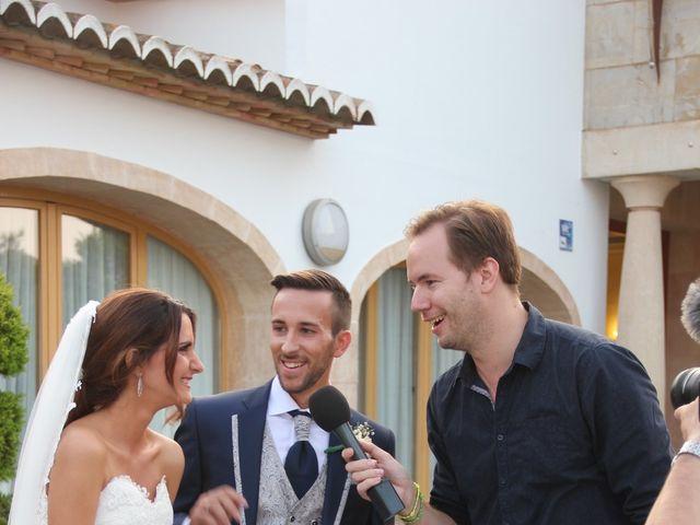La boda de Juanvi y Sandra en Xàbia/jávea, Alicante 17