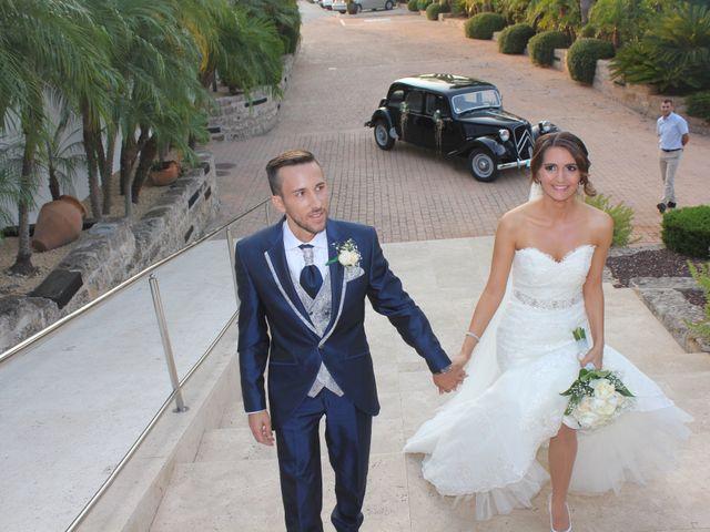 La boda de Juanvi y Sandra en Xàbia/jávea, Alicante 20