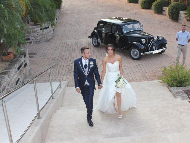 La boda de Juanvi y Sandra en Xàbia/jávea, Alicante 21
