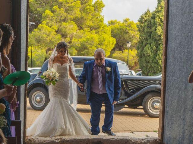 La boda de Juanvi y Sandra en Xàbia/jávea, Alicante 22