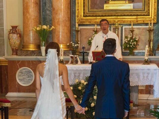 La boda de Juanvi y Sandra en Xàbia/jávea, Alicante 25