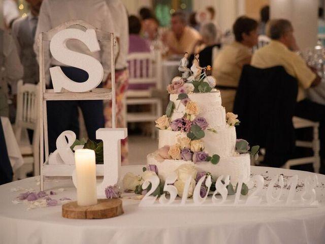 La boda de Juanvi y Sandra en Xàbia/jávea, Alicante 26