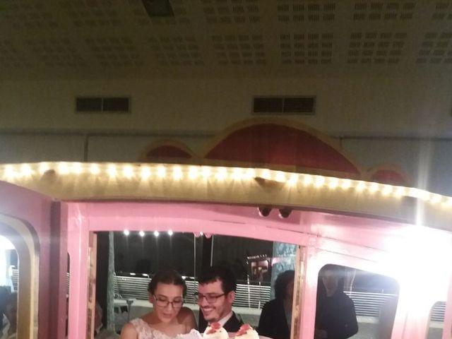 La boda de Damián  y Elisenda  en Caldes De Montbui, Barcelona 2