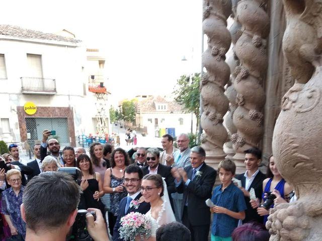 La boda de Damián  y Elisenda  en Caldes De Montbui, Barcelona 4