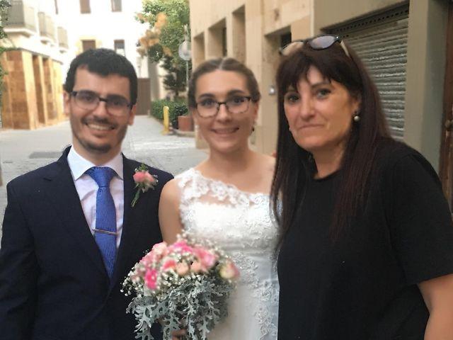 La boda de Damián  y Elisenda  en Caldes De Montbui, Barcelona 7