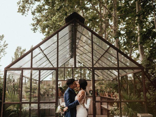 La boda de Jennifer y Cristian