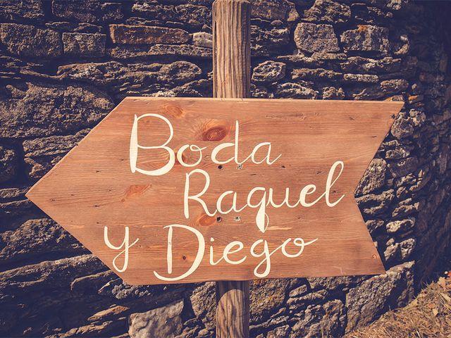 La boda de Diego y Raquel en Lugo, Lugo 1