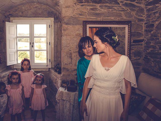 La boda de Diego y Raquel en Lugo, Lugo 15