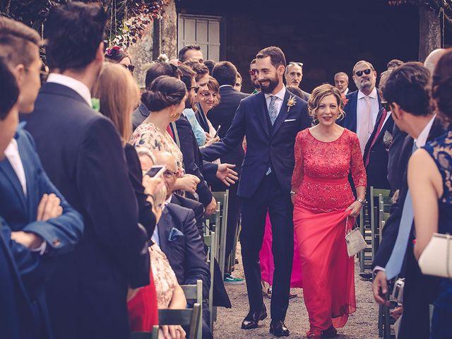 La boda de Diego y Raquel en Lugo, Lugo 19