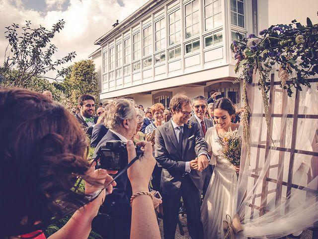 La boda de Diego y Raquel en Lugo, Lugo 23