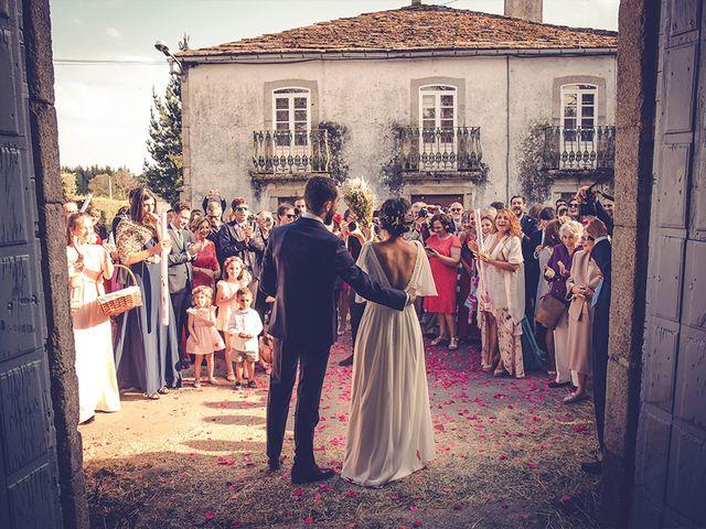 La boda de Diego y Raquel en Lugo, Lugo 43