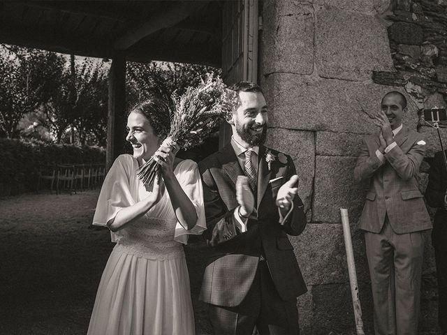 La boda de Diego y Raquel en Lugo, Lugo 44