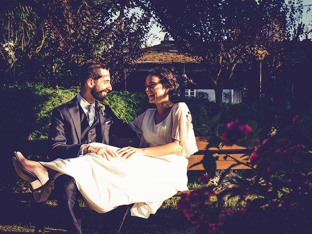 La boda de Diego y Raquel en Lugo, Lugo 48