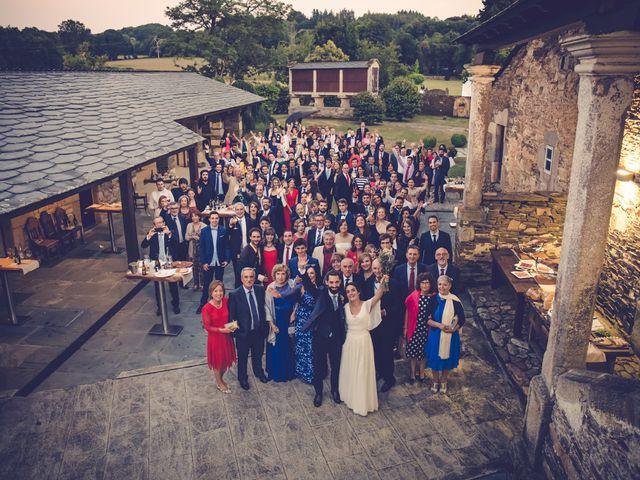 La boda de Diego y Raquel en Lugo, Lugo 58