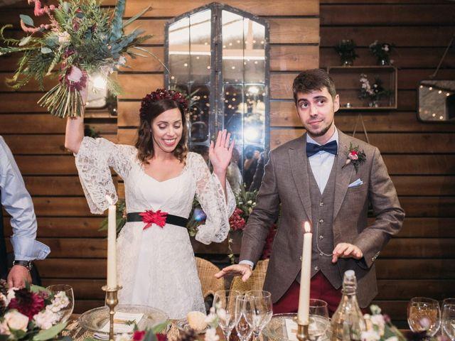 La boda de Esteban Lopez Paredes y Mireya Galán Blazquez en Vilanova De Sau, Barcelona 5