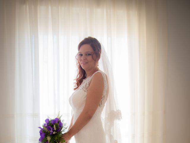 La boda de Rafa y Mariela en Villanueva Del Duque, Córdoba 12