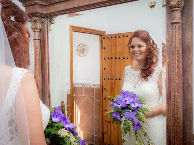 La boda de Rafa y Mariela en Villanueva Del Duque, Córdoba 14