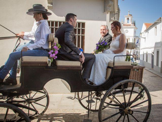 La boda de Rafa y Mariela en Villanueva Del Duque, Córdoba 16