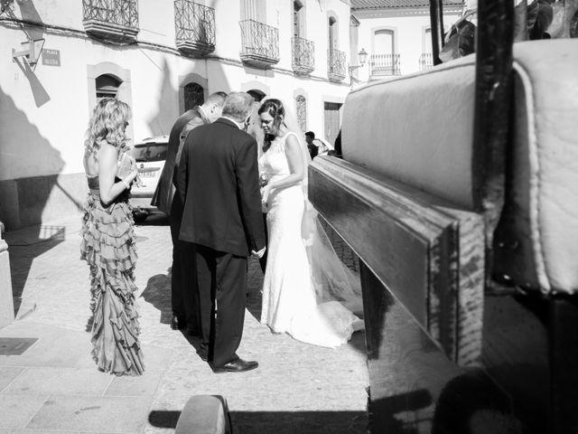 La boda de Rafa y Mariela en Villanueva Del Duque, Córdoba 17