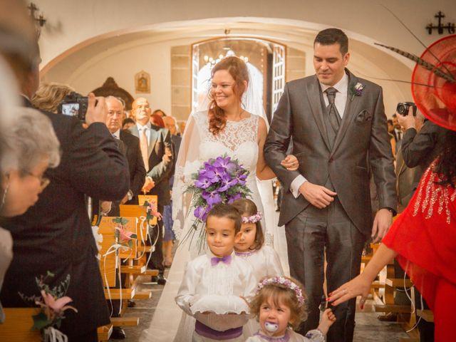 La boda de Rafa y Mariela en Villanueva Del Duque, Córdoba 19