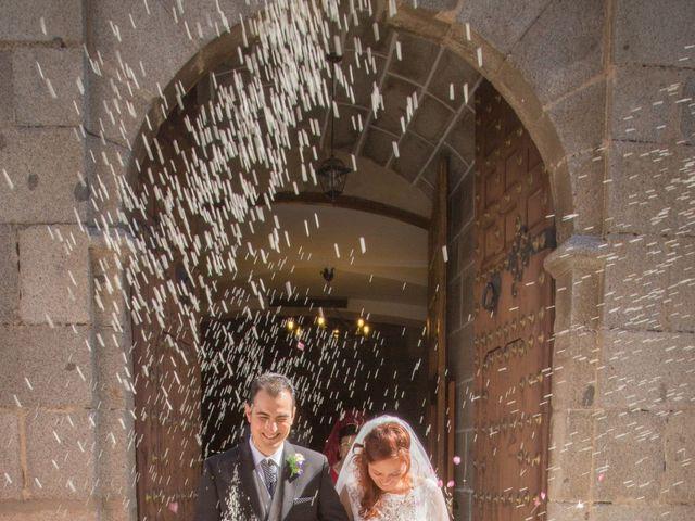 La boda de Rafa y Mariela en Villanueva Del Duque, Córdoba 20