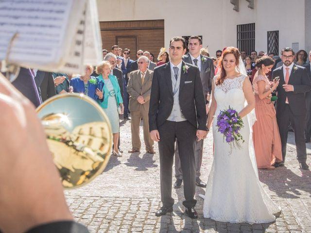 La boda de Rafa y Mariela en Villanueva Del Duque, Córdoba 21