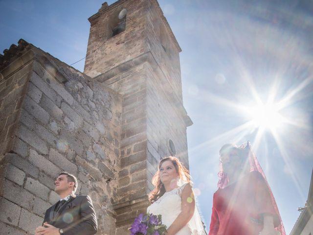 La boda de Rafa y Mariela en Villanueva Del Duque, Córdoba 22