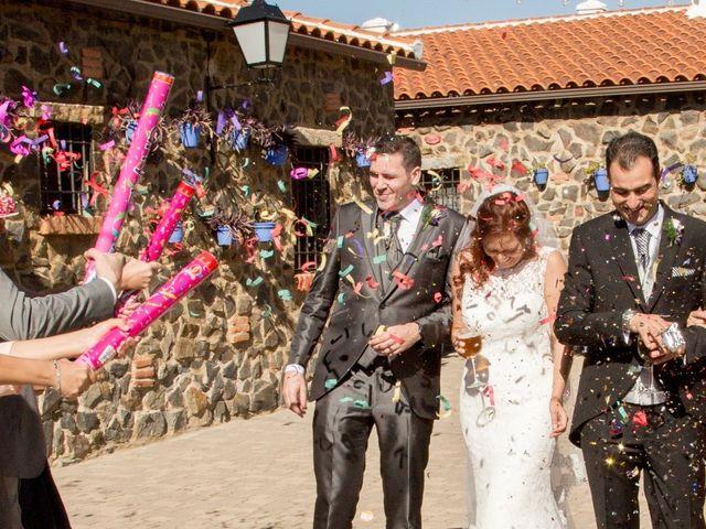 La boda de Rafa y Mariela en Villanueva Del Duque, Córdoba 33