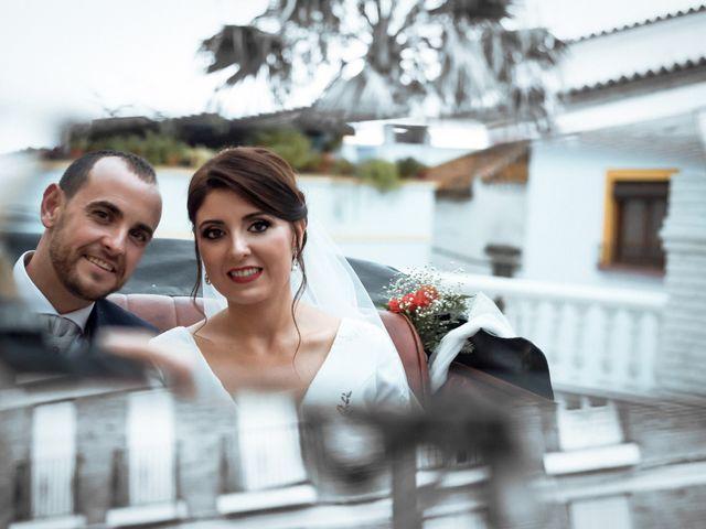 La boda de Alberto y Victoria en Almuñecar, Granada 17