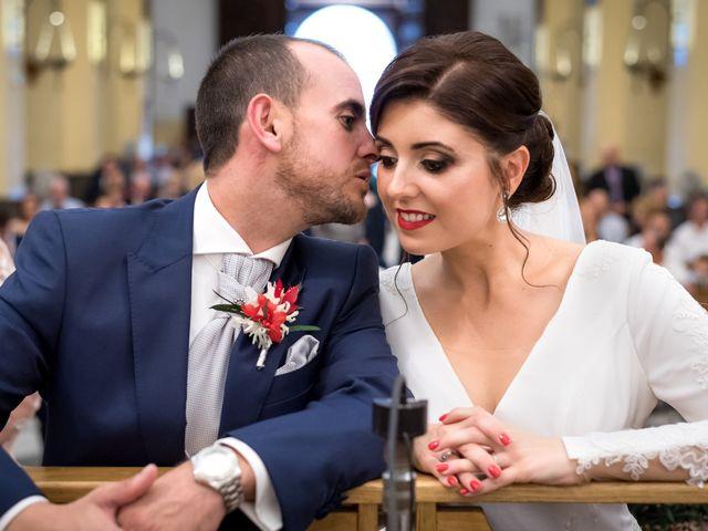 La boda de Alberto y Victoria en Almuñecar, Granada 20