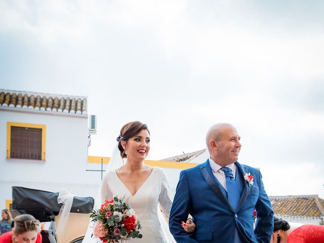 La boda de Alberto y Victoria en Almuñecar, Granada 22