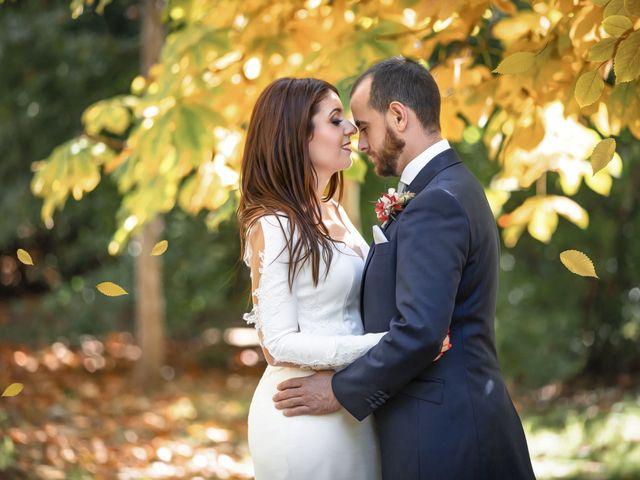 La boda de Victoria y Alberto