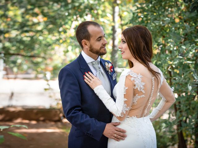 La boda de Alberto y Victoria en Almuñecar, Granada 50
