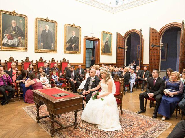 La boda de Cristobal y Estibaliz en Terrassa, Barcelona 5
