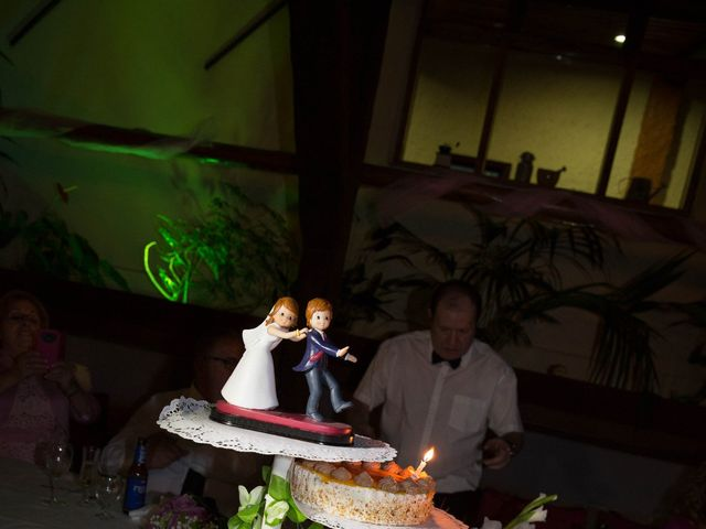 La boda de Cristobal y Estibaliz en Terrassa, Barcelona 12