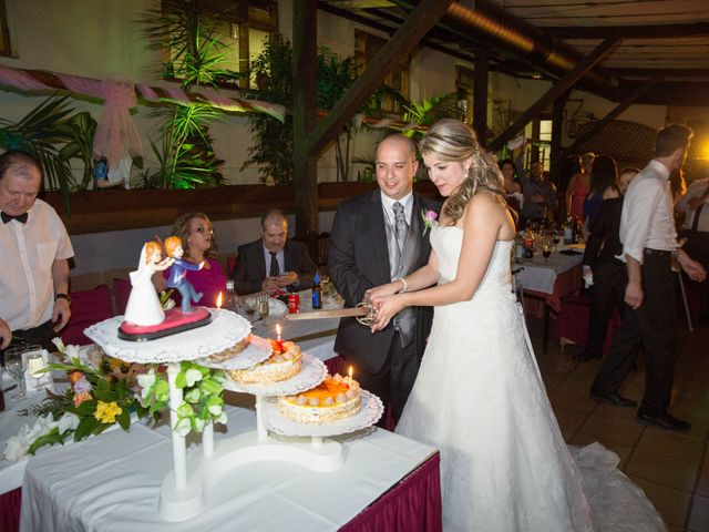 La boda de Cristobal y Estibaliz en Terrassa, Barcelona 13