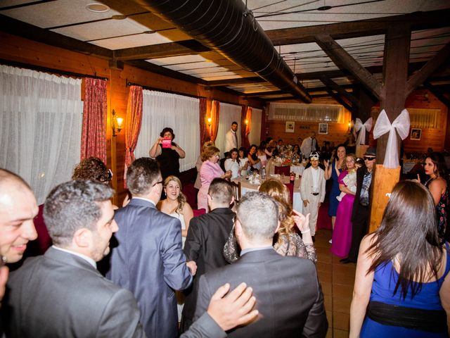La boda de Cristobal y Estibaliz en Terrassa, Barcelona 15