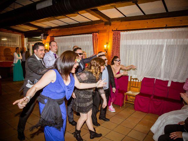 La boda de Cristobal y Estibaliz en Terrassa, Barcelona 16