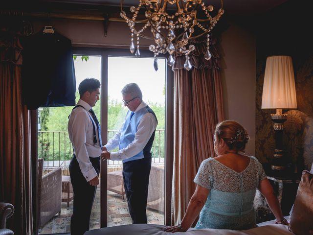La boda de Patricia y Pablo en Toledo, Toledo 14