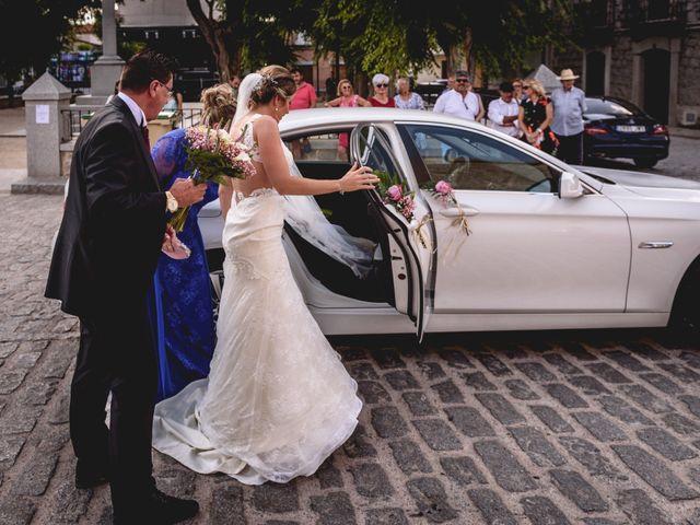 La boda de Patricia y Pablo en Toledo, Toledo 39