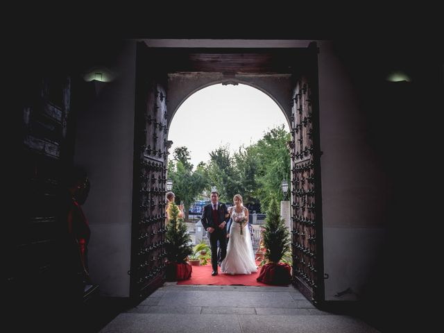 La boda de Patricia y Pablo en Toledo, Toledo 40