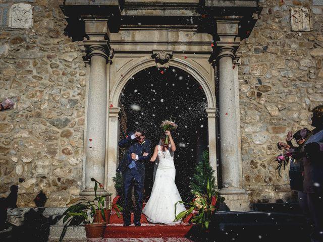 La boda de Patricia y Pablo en Toledo, Toledo 50