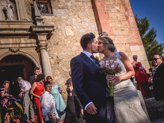 La boda de Patricia y Pablo en Toledo, Toledo 51