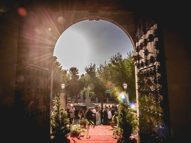La boda de Patricia y Pablo en Toledo, Toledo 54