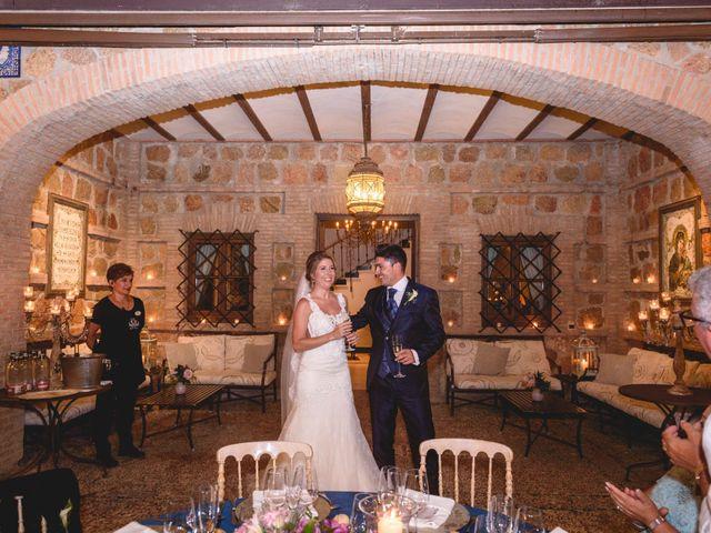 La boda de Patricia y Pablo en Toledo, Toledo 78