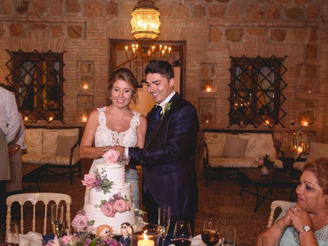 La boda de Patricia y Pablo en Toledo, Toledo 81