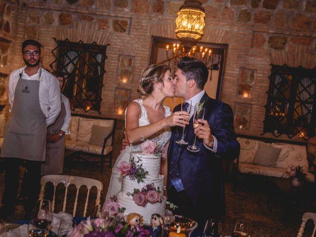 La boda de Patricia y Pablo en Toledo, Toledo 82