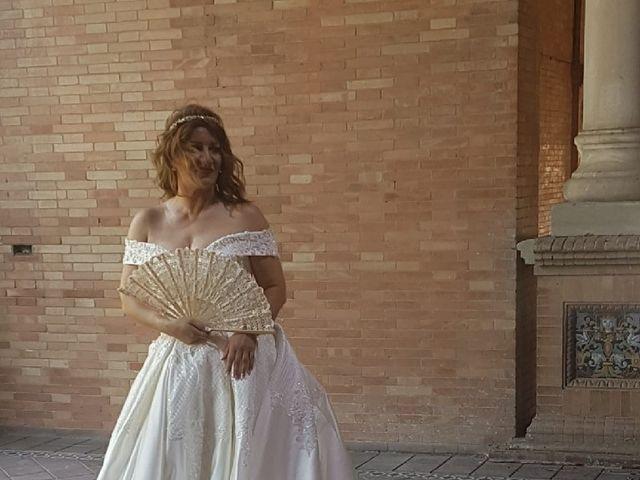 La boda de Moises y Joana en Los Palacios Y Villafranca, Sevilla 4