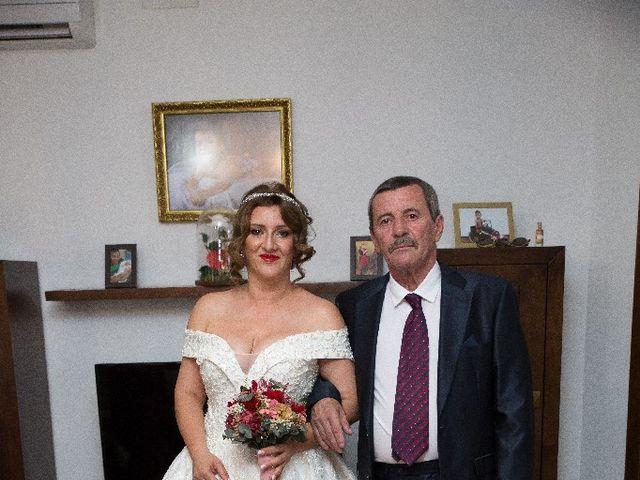 La boda de Moises y Joana en Los Palacios Y Villafranca, Sevilla 6