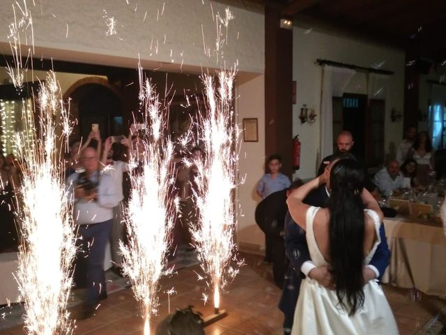 La boda de Marina y Jorge en Alora, Málaga 2